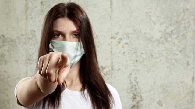 Гигиена, маска