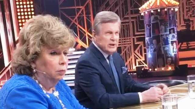 """Лариса Рубальская и Лев Лещенко в программе """"Привет, Андрей!"""""""