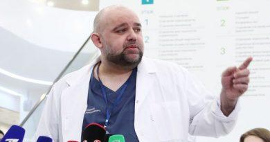 Главврач больницы в Коммунарке заразился коронавирусом
