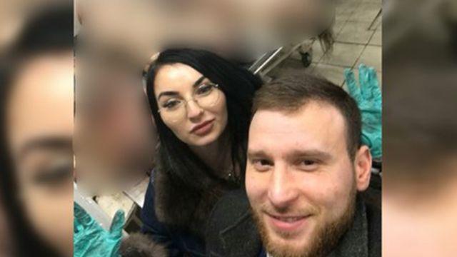 Вячеслав Горнеев и Татьяна Пурышева