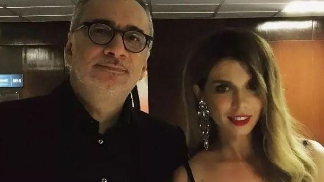 Константин Меладзе и Анна Седокова