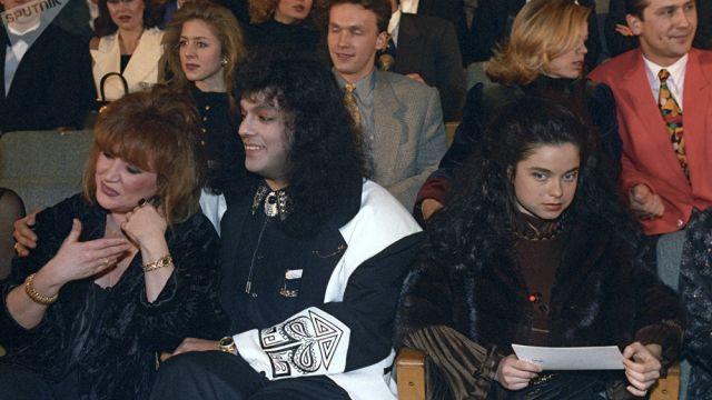 Алла Пугачева, Филипп Киркоров и Наташа Королева