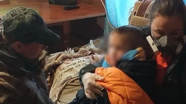 Ребенок двое суток провел в лесу в Кировской области