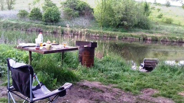 Бойня у пруда на Украине