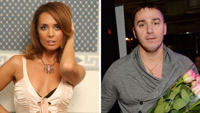 Жанна Фриске и Кирилл Андреев