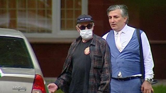 Михаил Ефремов и Эльман Пашаев