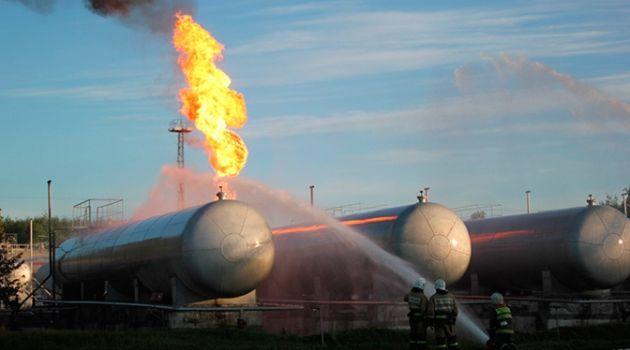 Взрыв газа в Казани