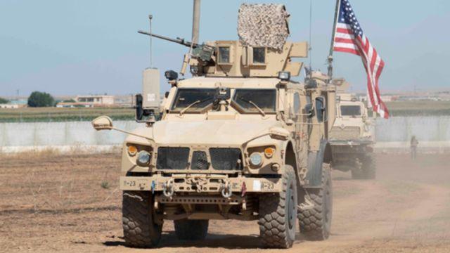 Американская бронемашина M1235 MRAP