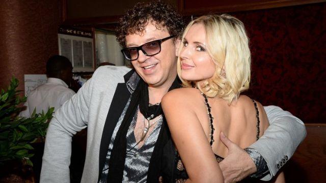 Рома Жуков с супругой Еленой