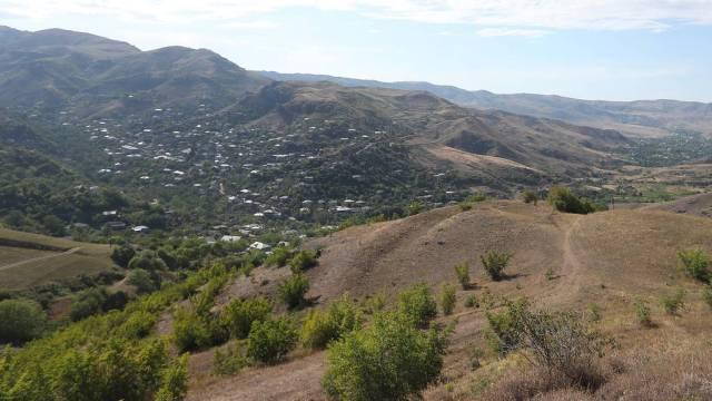 Деревня Мовсес