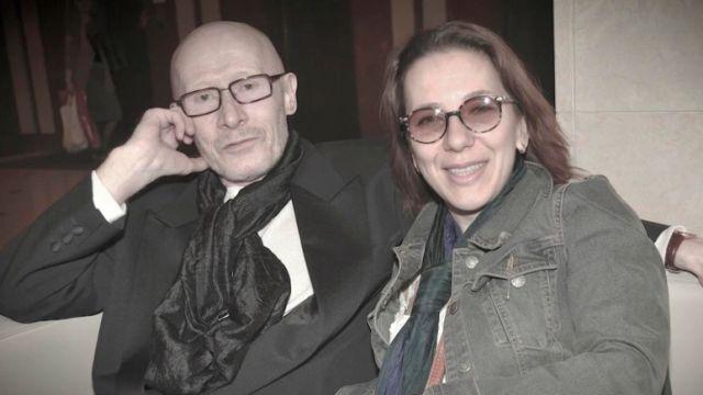 Виктор Проскурин и Ирина Хонда