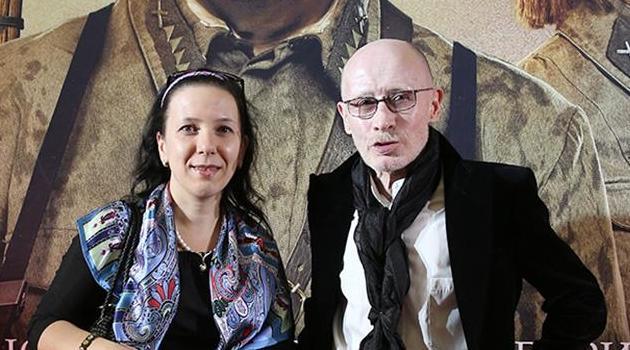 Ирина Хонда и Виктор Проскурин
