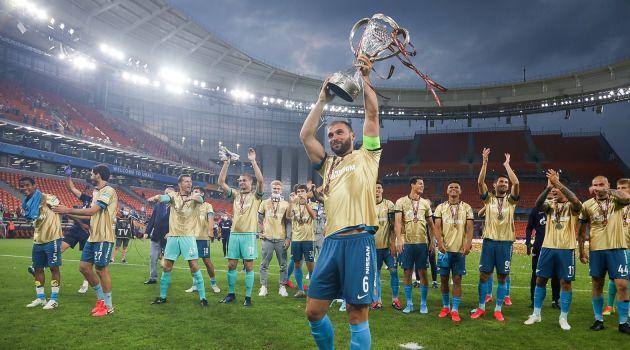 ОЛИМП — Кубок России 2019/20