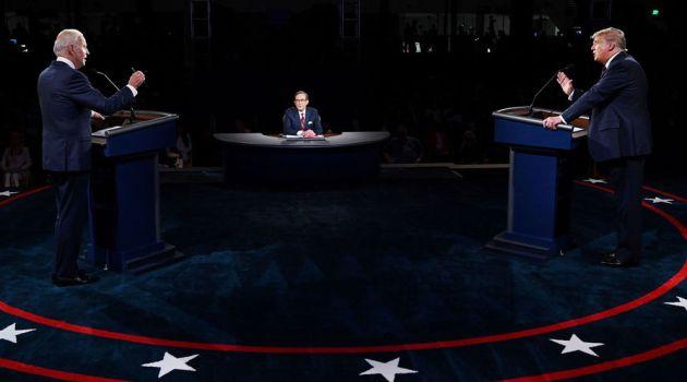 дебаты Трампа и Байдена в Огайо