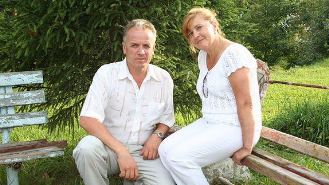 Алексей и Людмила Кайгородовы