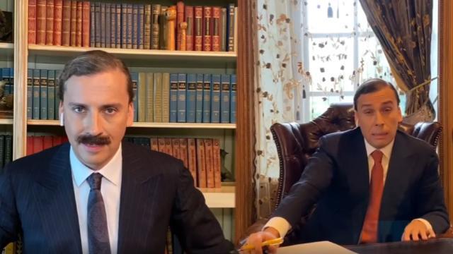 Галкин спародировал разговор Лукашенко с Путиным