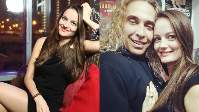 Тарзан и Анастасия Шульженко