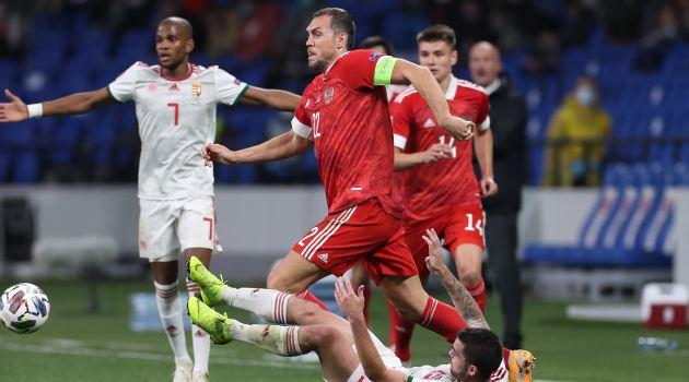 Россия — Венгрия — 0:0