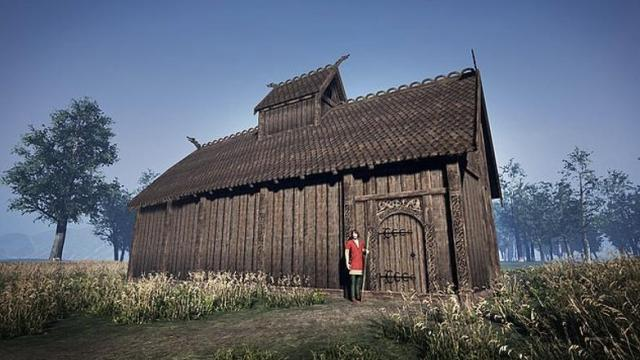 1200-летний языческий храм викингов обнаружили в Норвегии