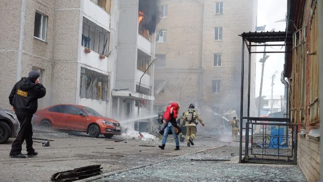 В поликлинике Челябинска прогремел мощный взрыв