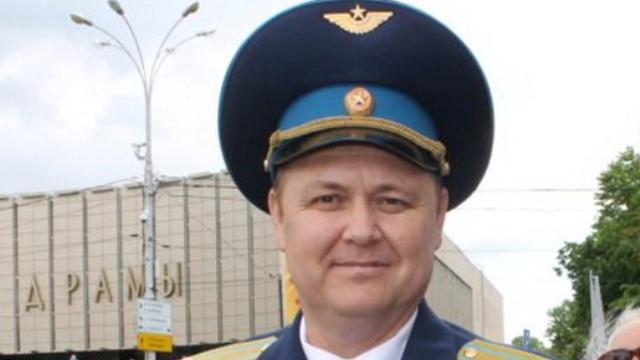 Герой России Сергей Палагин