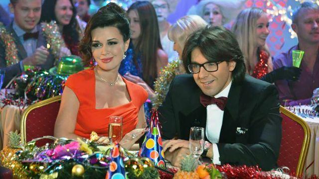 Анастасия Заворотнюк и Андрей Малахов