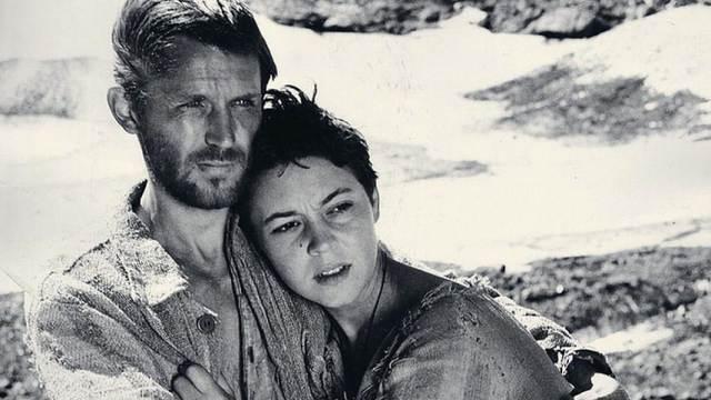 Станислав Любшин и Любовь Румянцева