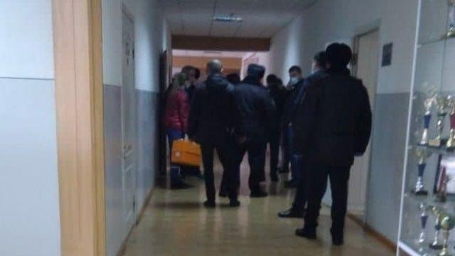 Учитель устроил стрельбу в школе Нальчика