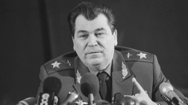 Евгений Шапошников