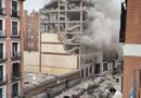Мощный взрыв прогремел в центре Мадрида
