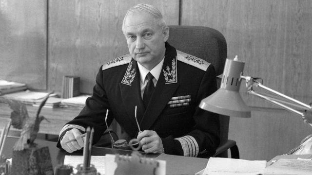 Адмирал флота Феликс Громов