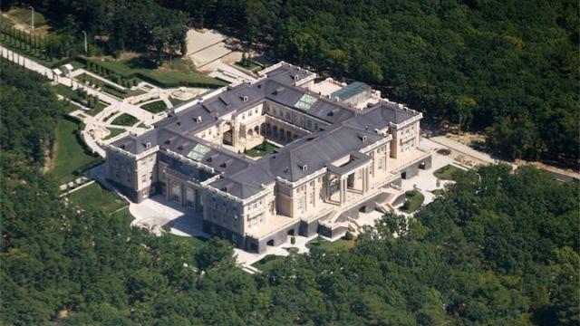 «Дворец Путина» в Геленджике