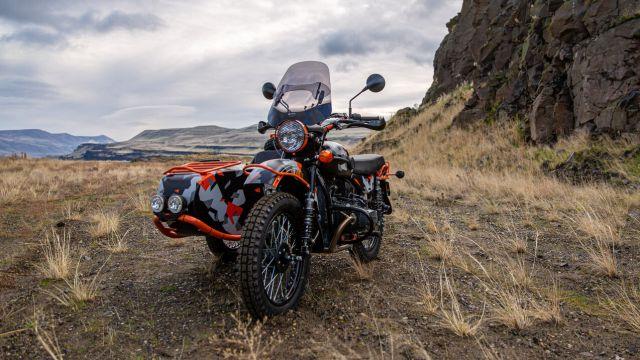 Мотоцикл «Урал»