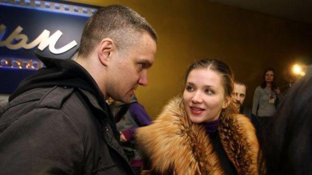 Владимир Епифанцев и Анастасия Веденская