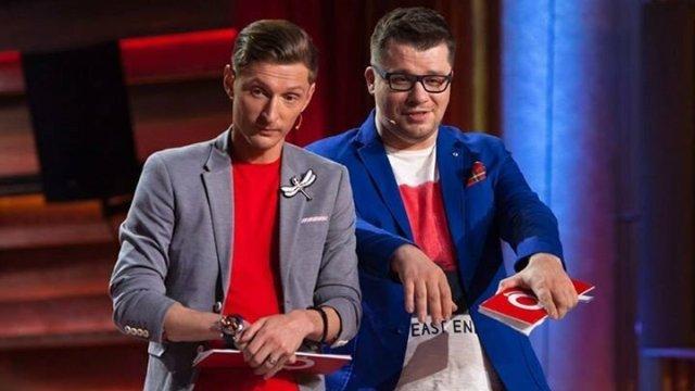 Павел Воля и Гарик Харламо