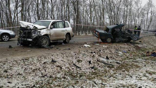 Казбек Битаров покончил с собой после ДТП с четырьмя жертвами