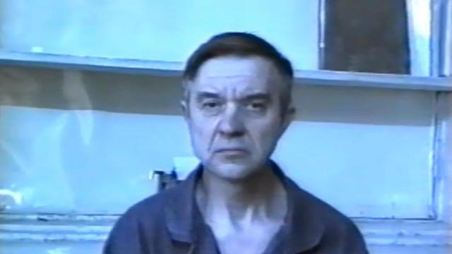 «Скопинский маньяк» Виктор Мохов