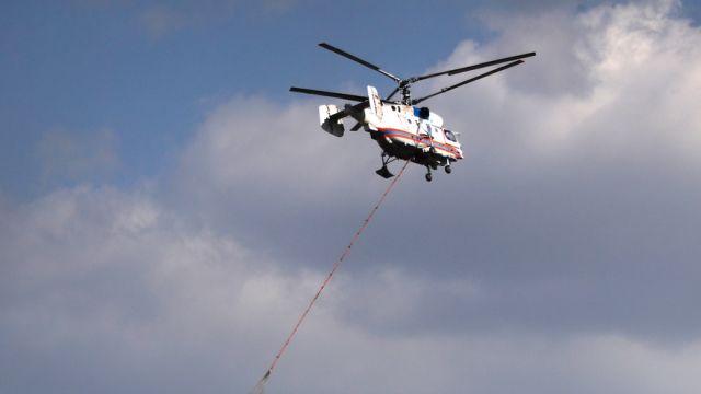Вертолет Ка-32 МЧС России