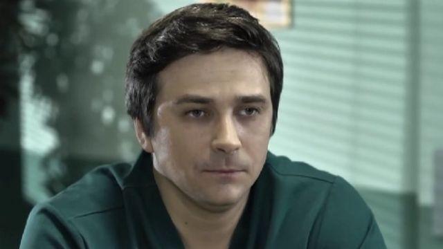 Актер Иван Марченко
