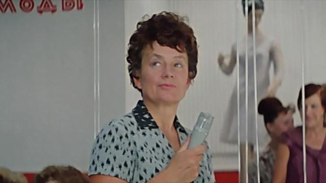 Актриса Серафима Холина