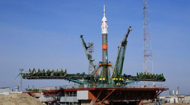 Космический корабль «Ю.А. Гагарин» стартовал с Байконура