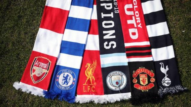 Английские футбольные клубы