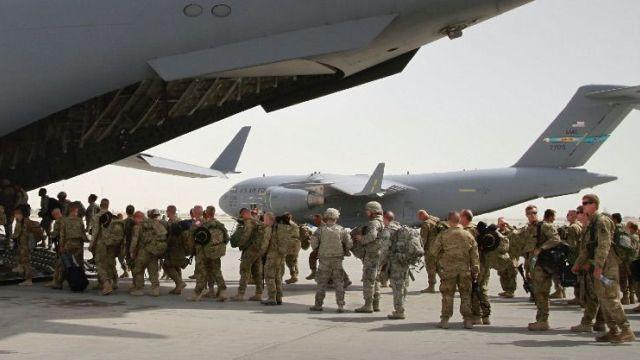 вывод войск США из Афганистана
