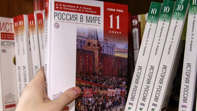 возмутивший Путина учебник истории