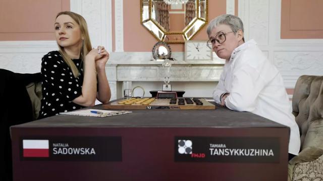 Наталья Садовска и Тамара Тансыккужина