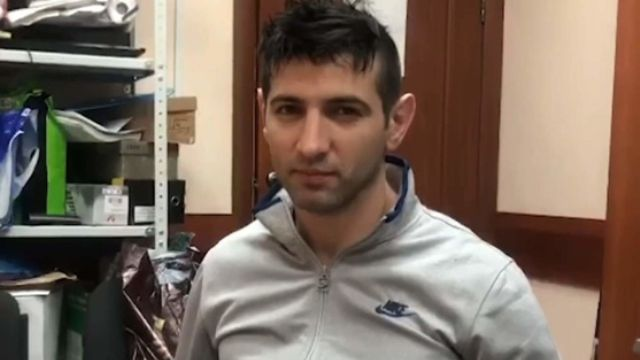 Задержанный Матлаб Султанов признался в убийстве Альберта Рыжего