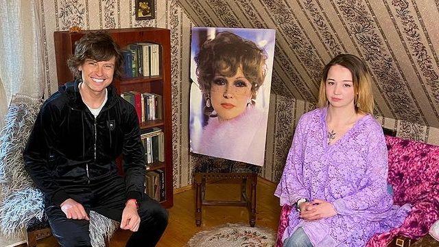 Прохор Шаляпин и Елена Королева