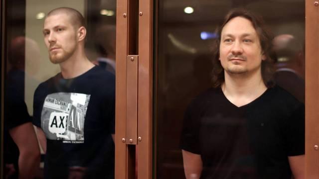 Суд вынес приговоры полицейским по делу Голунова