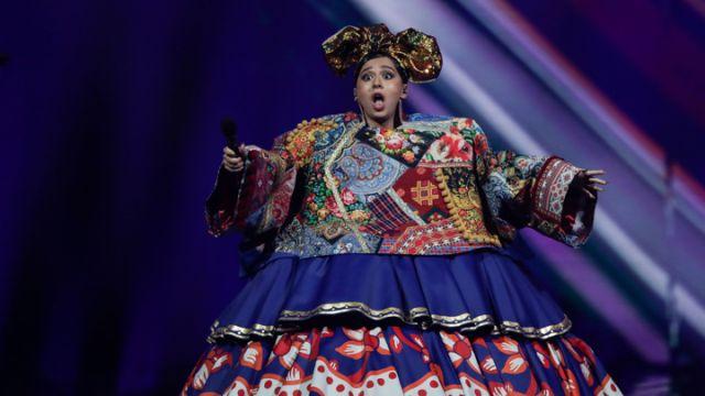Manizha вышла в финал «Евровидения-2021»
