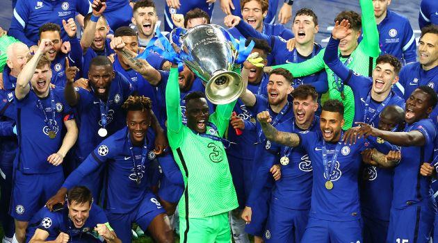 Лондонский «Челси» во второй раз выиграл Лигу чемпионов
